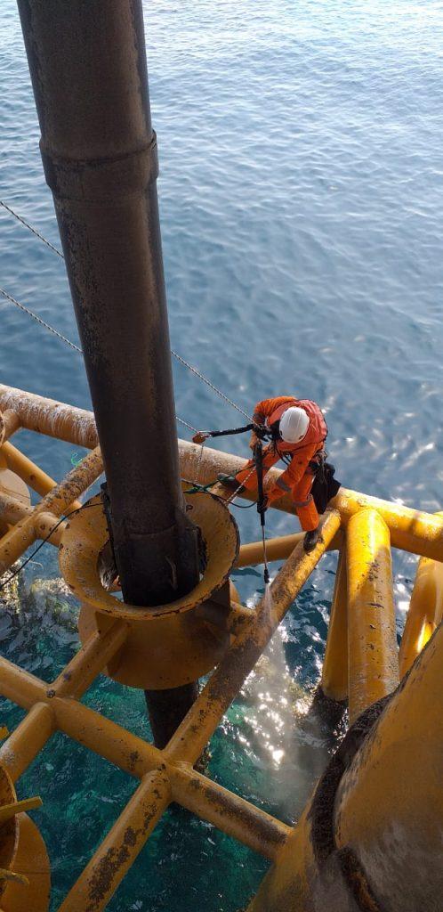 Rope Access | Gulf Coast Engineering